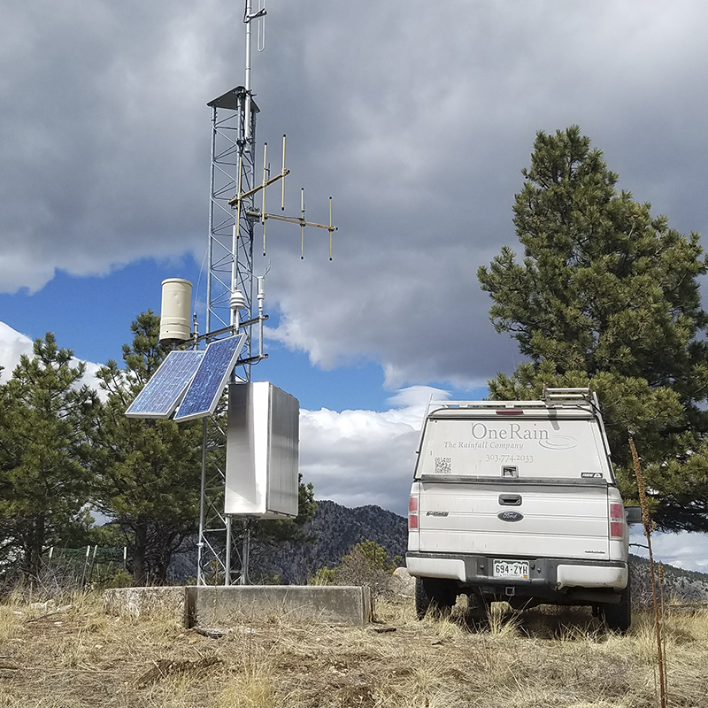 OneRain Field Services Hydrologic Network Design and Maintenance