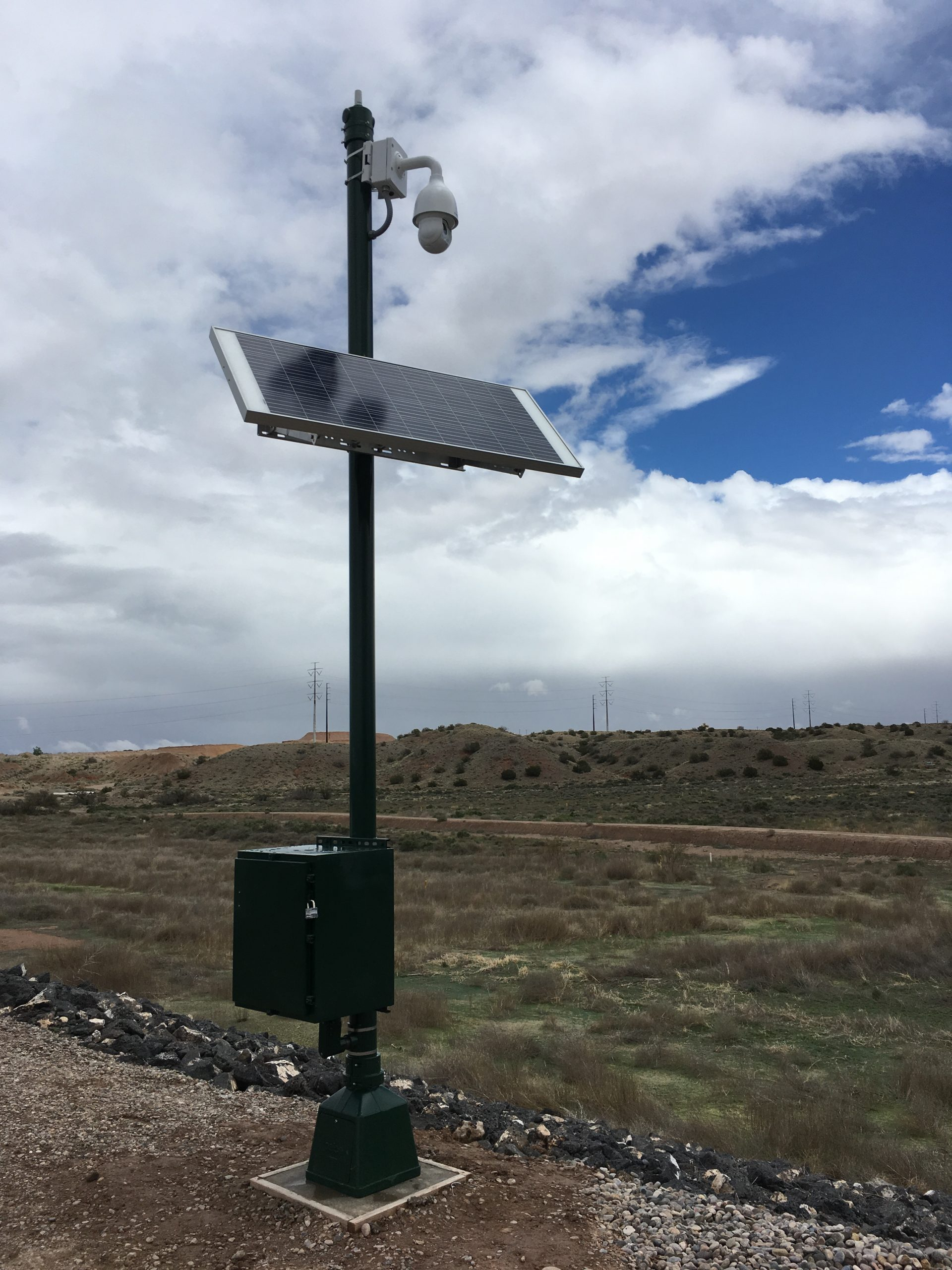StormLink Camera solution for remote off-grid imaging