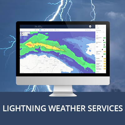 Lightning weather services in Contrail